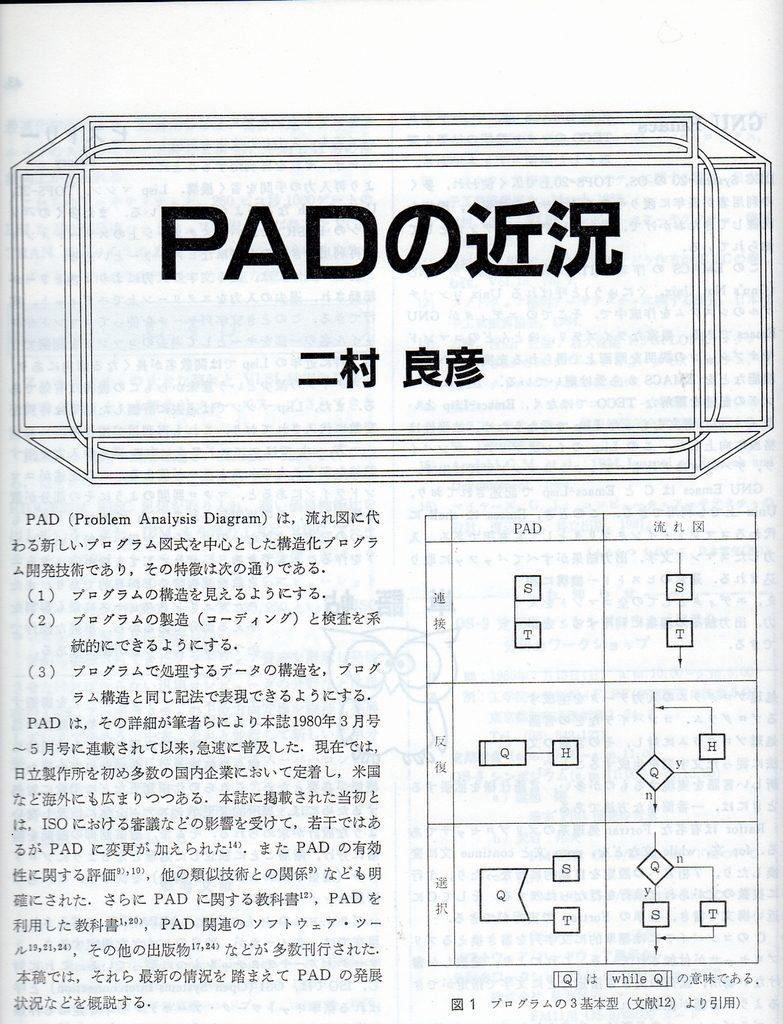 PADの近況