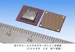 MPEG-4 LSI V2