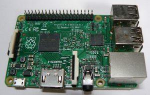 RaspberryPi2 ボード