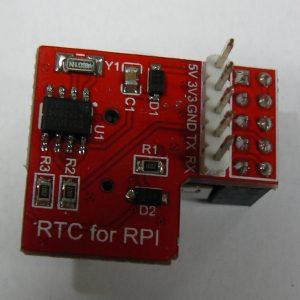 RTC DS1307 表