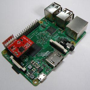 RPIにRTCボードの接続