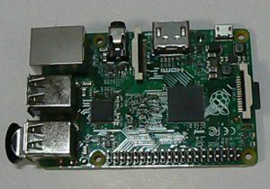 USBメモリ装着