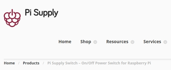 Pi Supply WEB