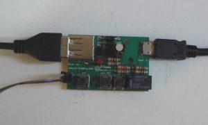 Pi Supply Switch 接続