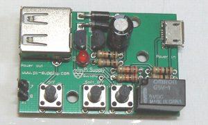Pi Supply Switch 組立て