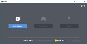 Etcher Select image