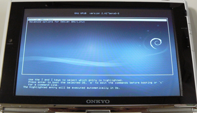 Pi Desktop X86 Boot1