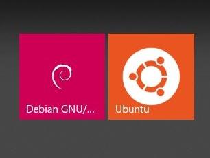 Debian And Ubuntu スタートメニュー