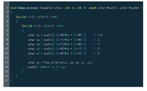 EPUB コードリスト rouge+CSS 等幅フォント