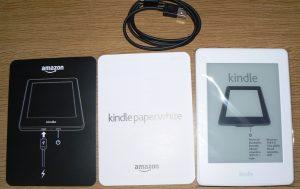 Kindle Paperwhite 一式