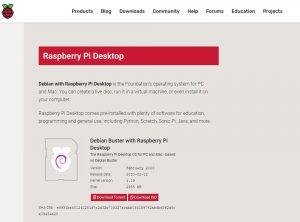Raspberry Pi Desktop ISO Image
